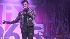 TALC HD - Adam Lambert - Black Cat - Revention Music Center - Houston TX