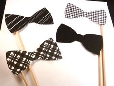 Bow ties for Photo booth