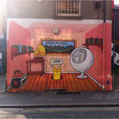 Graffiti in Brighton