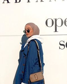 You can't make sentences for everything you feel, which is something like that💛 # Mezopotamyakeşf of w / - Modern Hijab Fashion, Street Hijab Fashion, Hijab Fashion Inspiration, Muslim Fashion, Modest Fashion, Fashion Ideas, Casual Hijab Outfit, Hijab Chic, School Looks