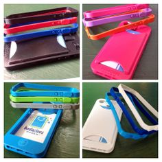 Match your #iPhone case to your #style, Look at all these band #colors!!!!! Thank goodness for BO :) #BodaciousCases #iPhone #Bodacious #americanmade #madeinamerica http://bodaciouscases.com/