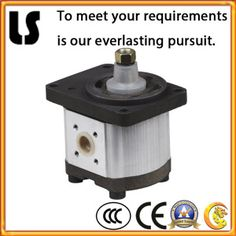 High Efficience Internal Hydraulic Oil Gear Pump for Engineering Machinery on Made-in-China.com