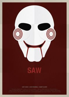 A Collection of Masked Movie Posters