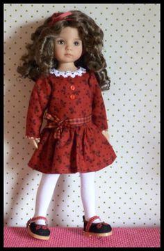 parcelain doll