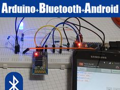 Control Arduino with Android