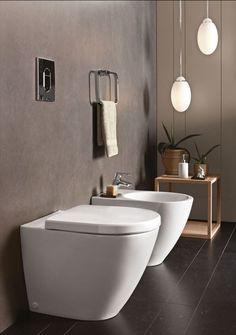 Wc E Bidet Colorati Bagno Sanitari Di Design Ceramica Cielo