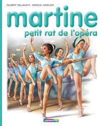 """Résultat de recherche d'images pour """"coloriage martine danseuse"""""""