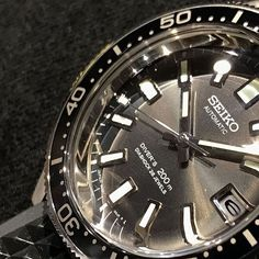 "39 mentions J'aime, 1 commentaires - MacRipper (@macripper) sur Instagram : ""Baselworld 2017 – The Eagerly Awaited Seiko 62Mas Reedition SLA017 Prospex pictures credit to…"""