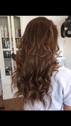 Beautiful Brown made by hairsalonxs