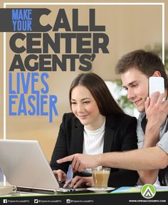Make your #CallCenter agents' lives much easier by organizing your operations and processes.