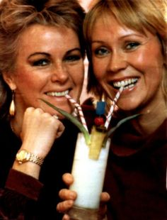 In early November 1982 ABBA were in London to celebrate The First Ten Years.