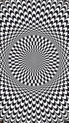 Visual Meditation Art Optical Cool Illusions Illusion Pictures Op