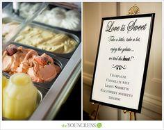 gelato cart! via @theyoungrens