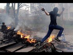 Мариуполь: (18+) Жесткая Война на 9 Мая 2014!!! (полное видео) Украина н...