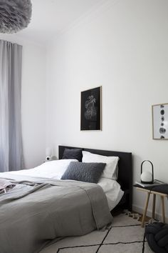 Cozy and soft bedroom look with Connox - via Coco Lapine Design blog