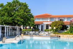 General Hotel Areas - Antigoni Beach Resort