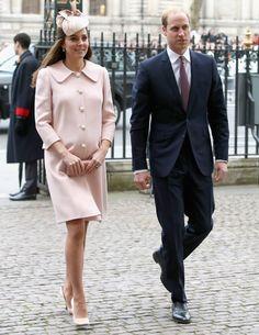 Pin for Later: Kate Middleton strahlt gemeinsam mit Prinz William