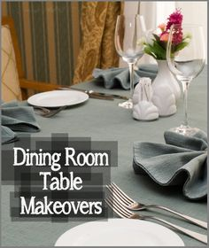 I love table decor!
