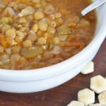 Lima Bean Soup in the Crock-Pot!