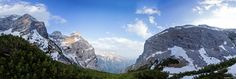 Welser Hütte Panorama by Schwarzlmüller Photography on Half Dome, Austria, Mount Everest, Behind The Scenes, Mountains, Landscape, Nature, Photography, Travel