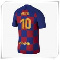 Camisa de Futebol Barcelona Lionel Messi #10 Equipamento Principal 2019-20 Manga Curta Messi 10, Lionel Messi, Football Socks, Men's Football, Football Shirts, Camisa Barcelona, Fc Barcelona, Antoine Griezmann, Cristiano Ronaldo