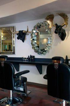 UNITE Hair Care San Diego Salon Interior Design