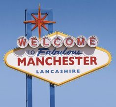 Welcome to Manchester #travel #places