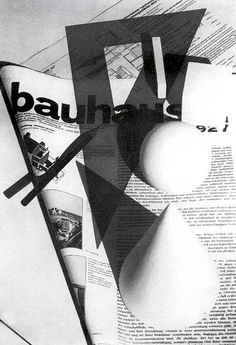 Cultural Studies Essays: Typography, Poster and Magazine Design At the Bauhaus through the works of Herbert Bayer Version 3 Herbert Bayer, Bauhaus Art, Bauhaus Design, Laszlo Moholy Nagy, Magazine Cover Design, Magazine Covers, Design Graphique, Graphic Design Typography, Typography Poster