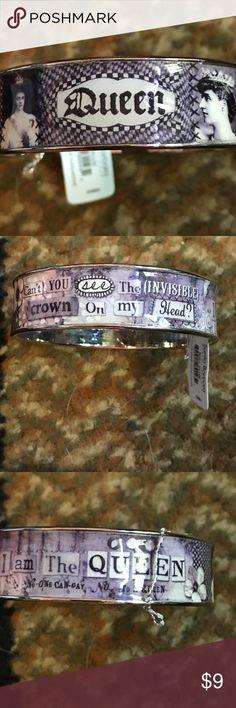 New Hallmark bracelet Brand new with tags.  Cute saying Jewelry Bracelets
