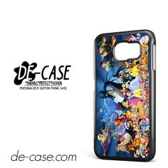 Disney World Tale DEAL-3456 Samsung Phonecase Cover For Samsung Galaxy S6 / S6 Edge / S6 Edge Plus