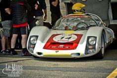 Porsche 906 907 @ Le Mans Classic 2014