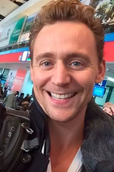 Just Tom Hiddleston