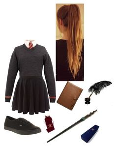 """""""Untitled #42"""" by rosewaltman ❤ liked on Polyvore featuring Vans and Coach"""