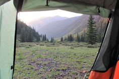 Family Camping in Colorado: South Mineral Campground