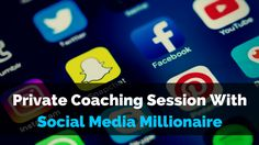 If you want to build your #business using #socialmedia then it's good idea to learn from someone who knows what he talks about.  Someone like this man who earned over a million dollars using social media promotions:  http://brandonline.michaelkidzinski.ws/private-coaching-session-with-social-media-millionaire/