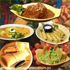 Comida de Campeche.