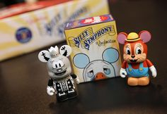'Silly Symphony' Vinylmation Collection Coming to Disney Parks
