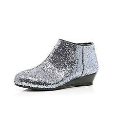 Girls black patent military boots #riverisland #kidswear ...
