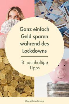 Hier finden Sie 8 geniale Tipps, wie Sie während des Lockdowns nachhaltig Geld sparen können. #sparen #geld #platz #tipps #zum #geld #im #alltag #geld #falten #geschenk #coronakrise #geldanlage #geld #sparen #im #alltag #ideen #tipps #finanzen #knowhow #fonds #geld #tipps #zinsen #haushaltsplan #raiffeisen #nachhaltigefonds #nachhaltigkeit #börse #investieren #kapitalmarkt #corona #krise Dog Food Recipes, Corona, Investing, Save My Money, Folding Money, Money Plant, Finance, Sustainability