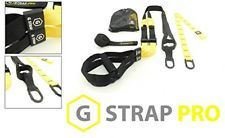YELLOW G-STRAP PRO Home Gym Fitness Trainer (6 COLORS) BEST QUALITY GUARANTEED