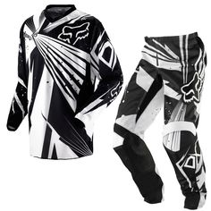 Kit calça e camisa Fox Undertow Vented $360.81