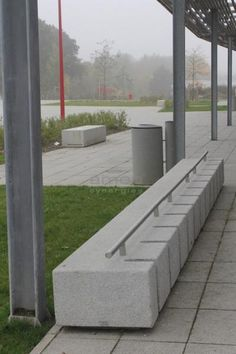 Urban by Amop | Mobiliario Urbano | Elementos Urbanos | Equipamento Urbano : França - Praça na Vila de Méricourt