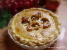 Mari�s Vermont Style Apple Pie