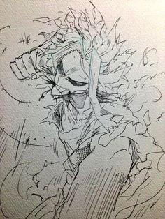 Boku no Hero Academia || All Might/Yagi Toshinori