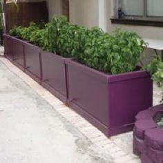 Planter Boxes at WoodworkersWorkshop.com