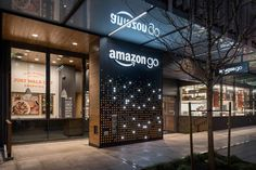 An image supplied by Amazon of its Amazon Go outlet. PHOTO: AMAZON.COM INC.
