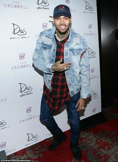Official Chris Brown Fashion 23