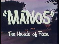 'Manos: The Hands of Fate'--i am torgo.  i take care of the place while the master is away.