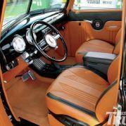 1950 Chevy Truck Dash