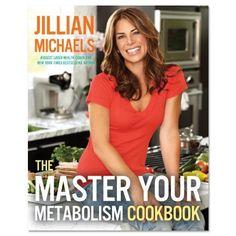Master Your Metabolism Cookbook by Jillian Michaels